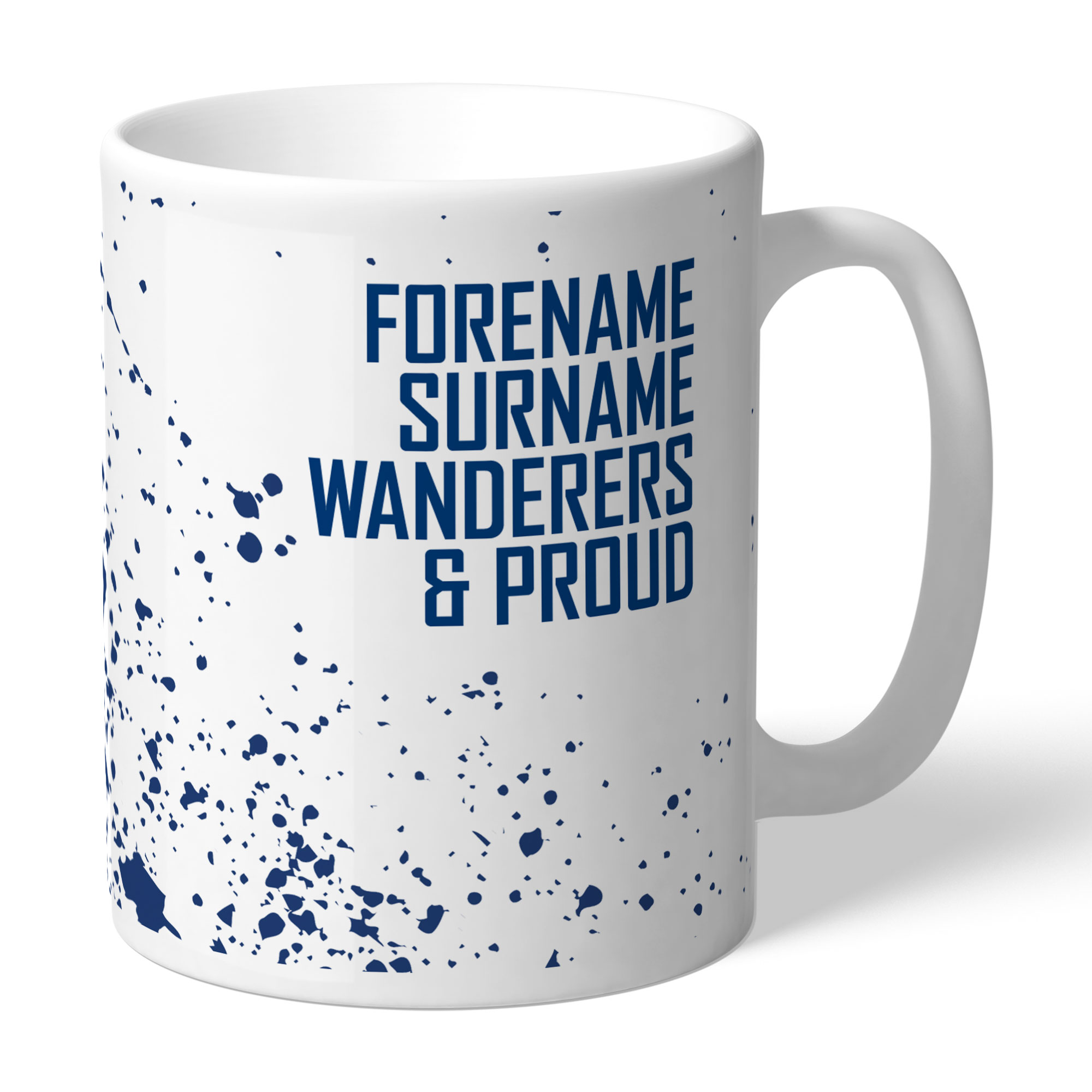 Bolton Wanderers FC Proud Mug