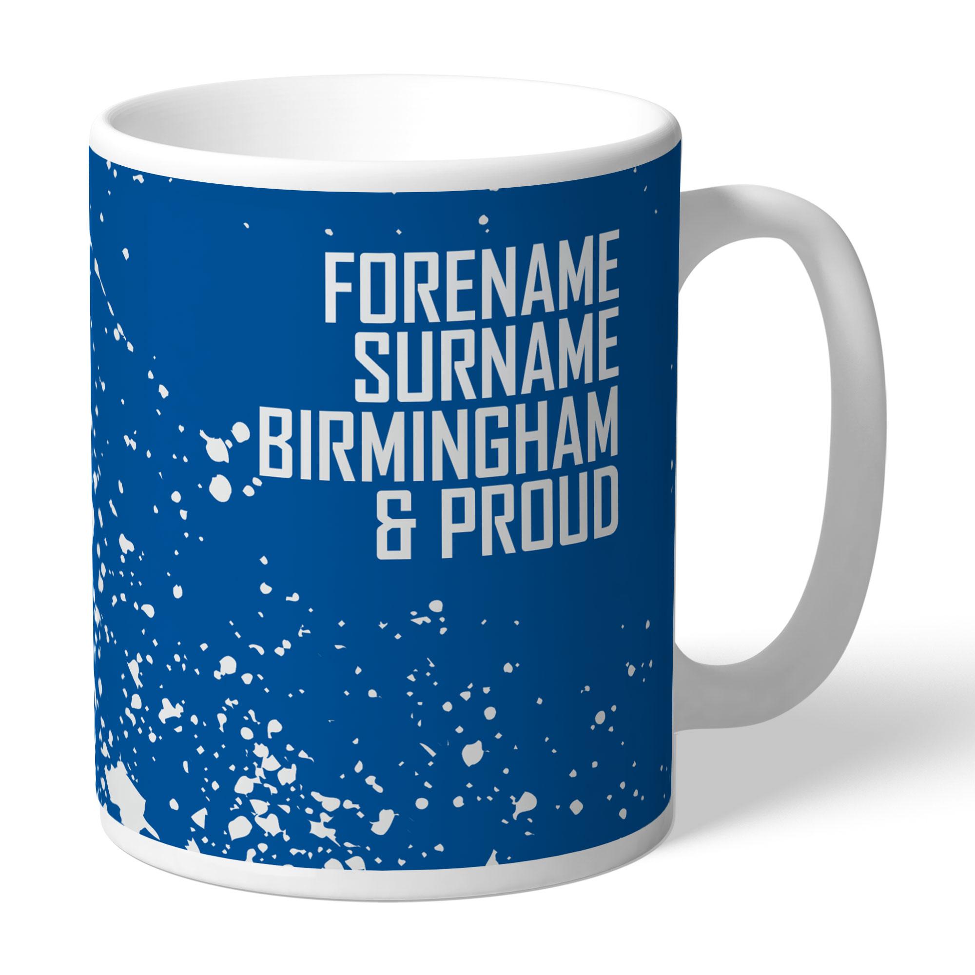 Birmingham City FC Proud Mug