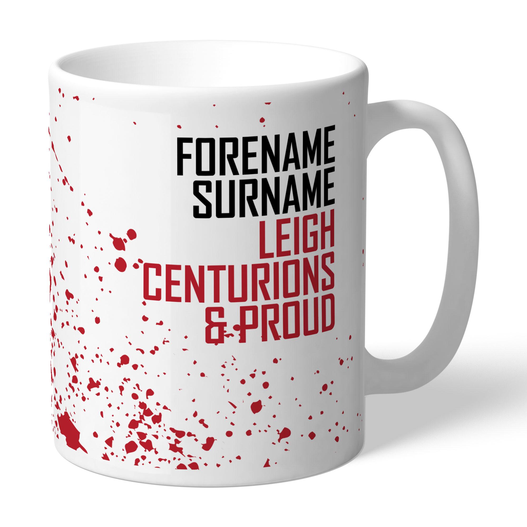 Leigh Centurions Proud Mug