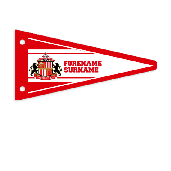 Sunderland Varsity Pennant