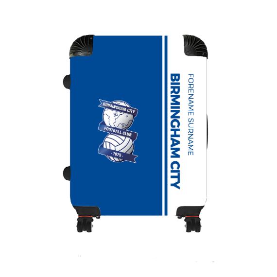 Birmingham City Crest Medium Suitcase