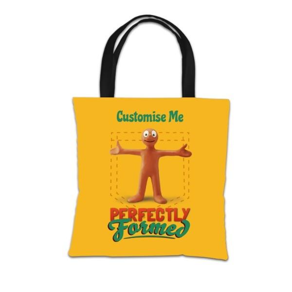Aardman Morph 'Perfectly Formed' Tote Bag