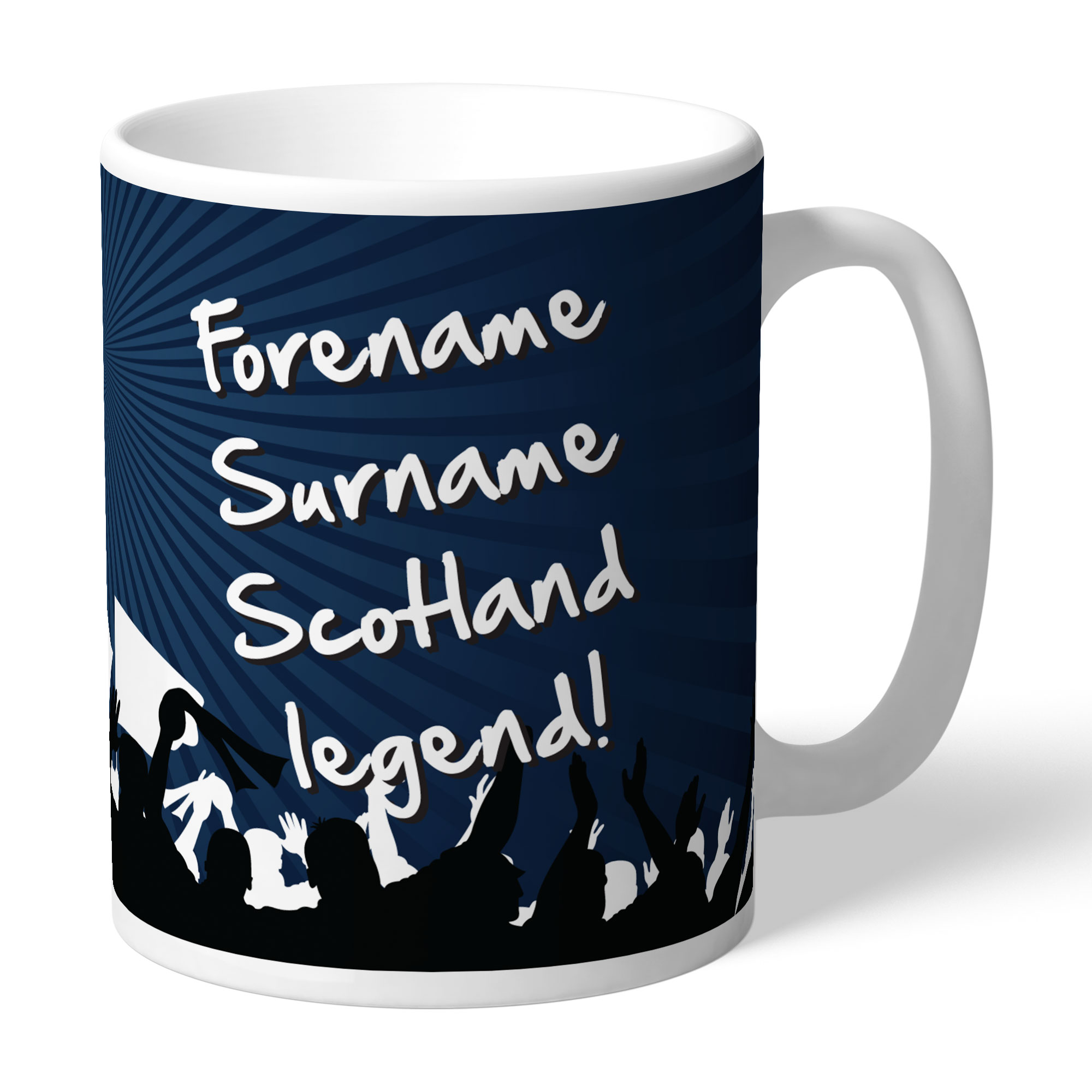 Scotland Legend Mug