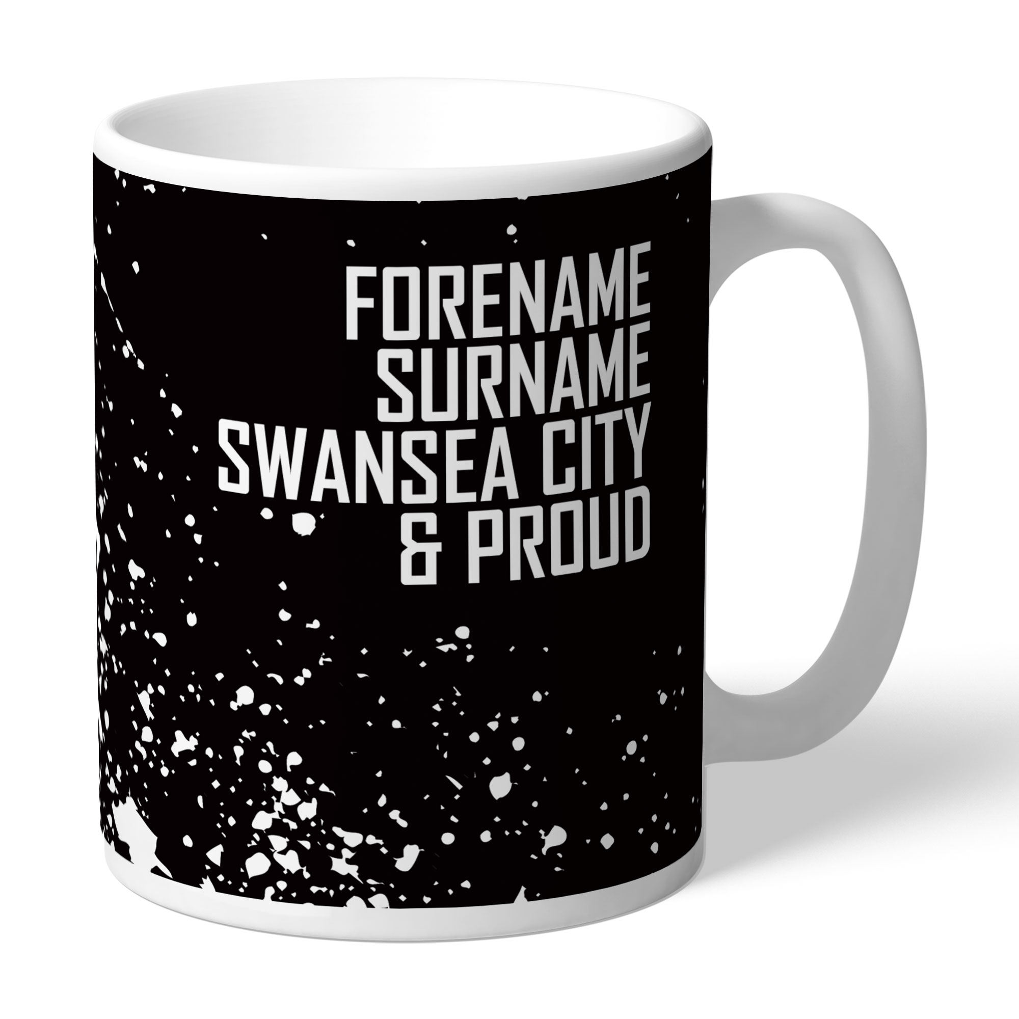 Swansea City AFC Proud Mug
