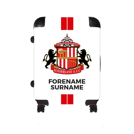 Sunderland Stripe Medium Suitcase