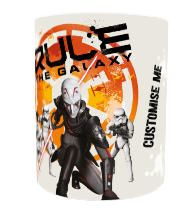 "Star Wars Rebels ""Rule The Galaxy"" Mug"