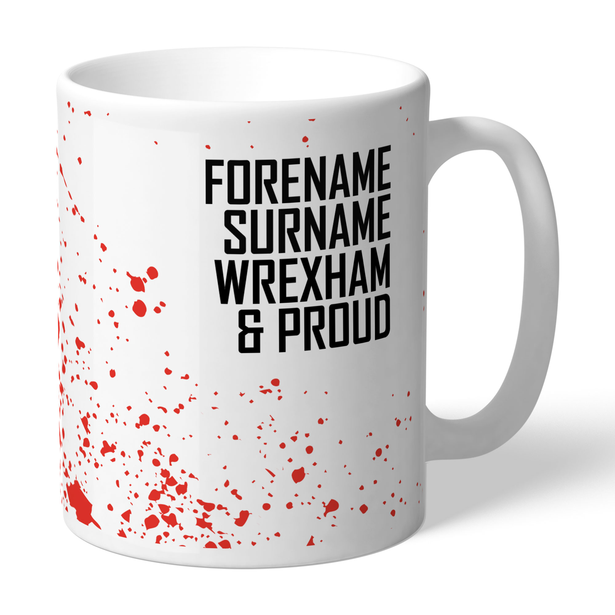 Wrexham AFC Proud Mug