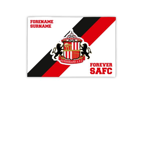 Sunderland Forever 3ft x 2ft Banner