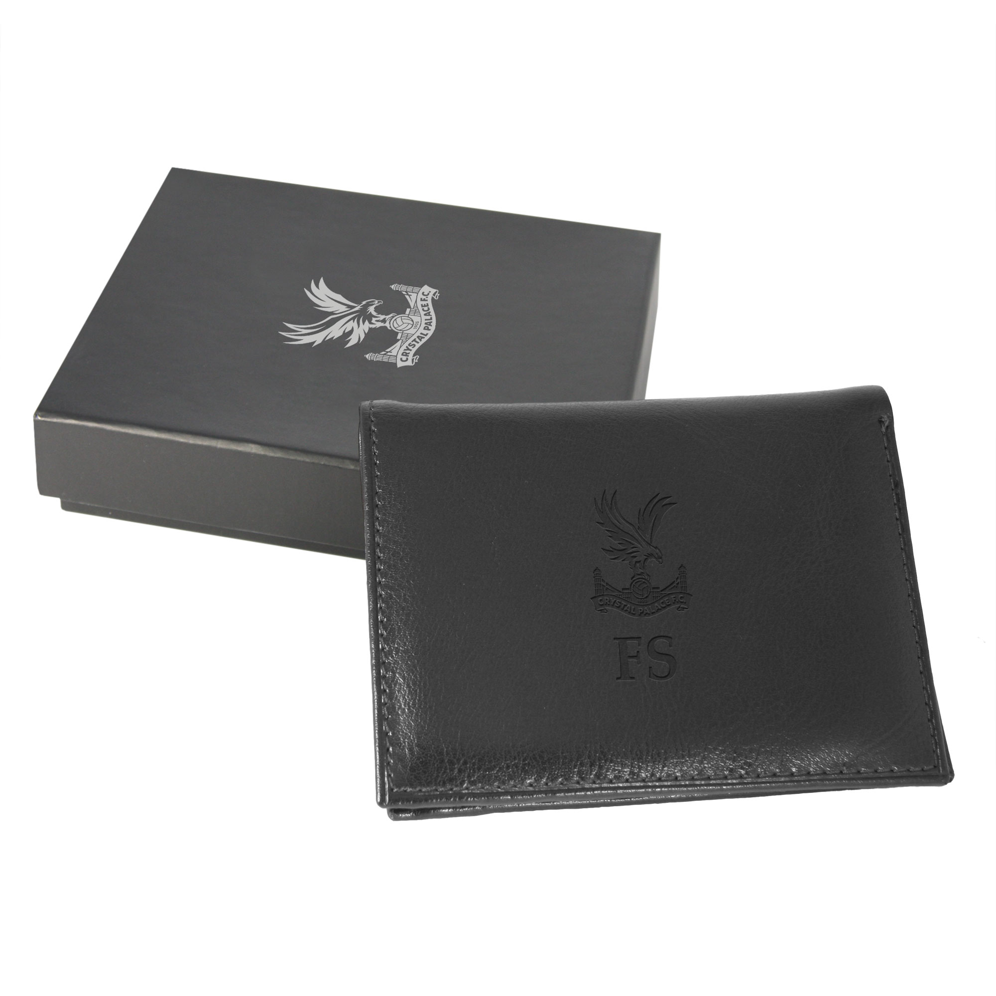 Crystal Palace FC Black Crest Wallet