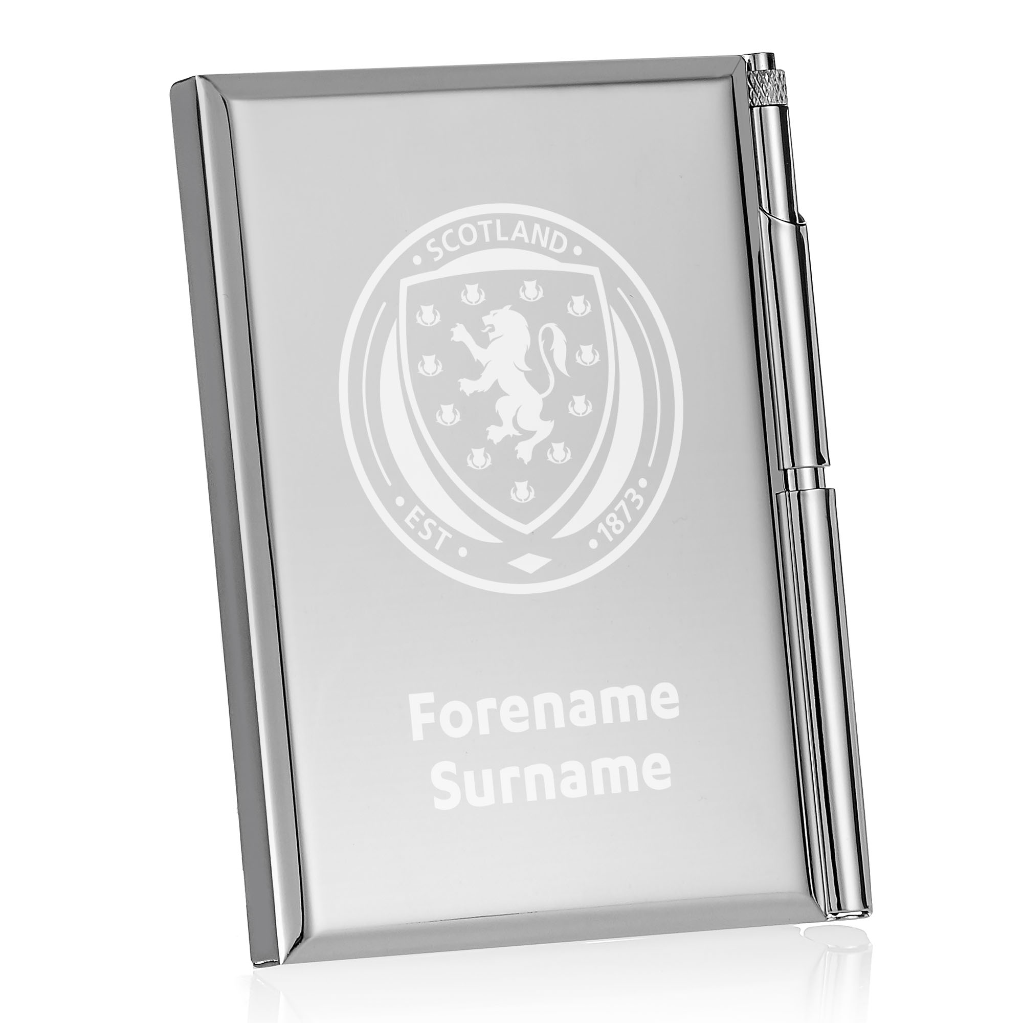 Scotland Crest Address Book
