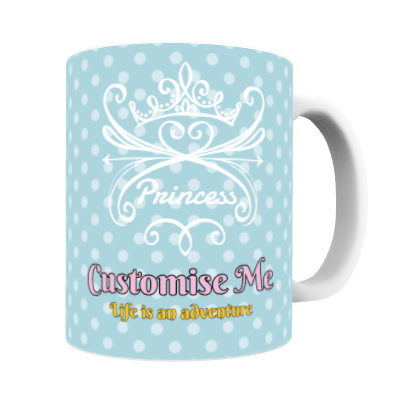 Disney Princess By Me Mug