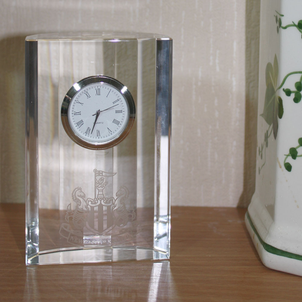 Optical Crystal Clock