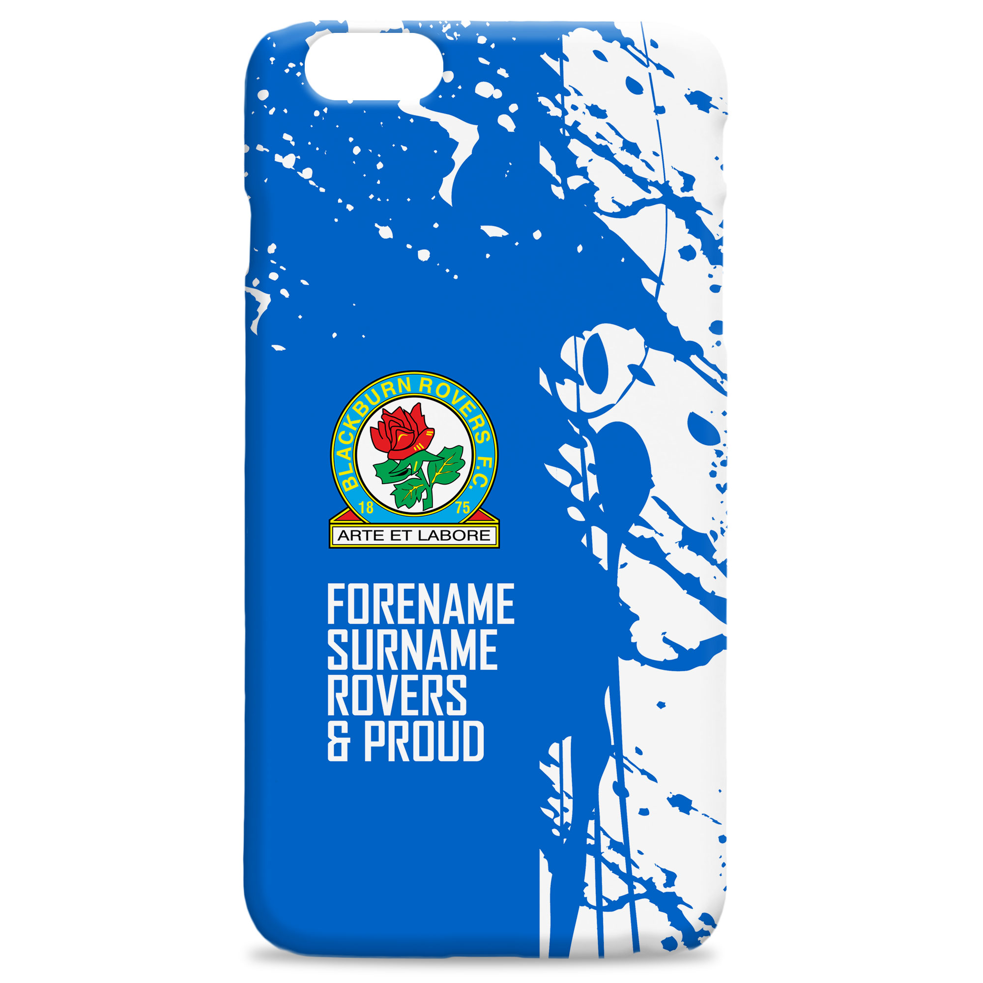 Blackburn Rovers FC Proud Hard Back Phone Case
