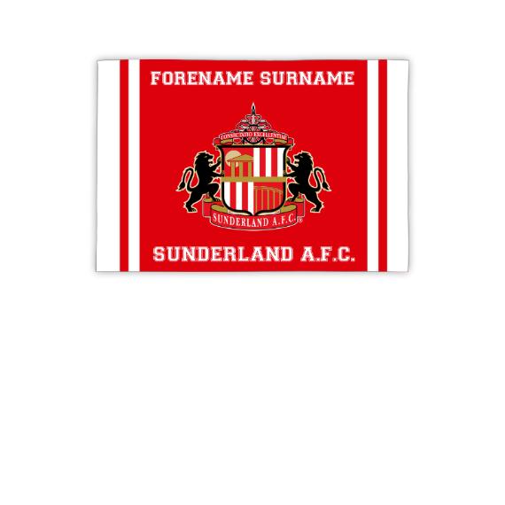 Sunderland Crest 3ft x 2ft Banner
