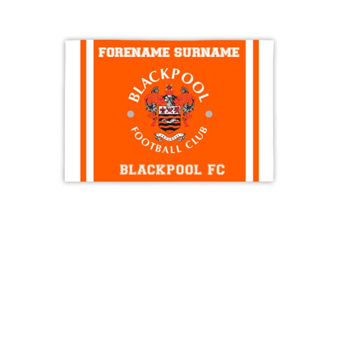 Blackpool Crest 3ft x 2ft Banner