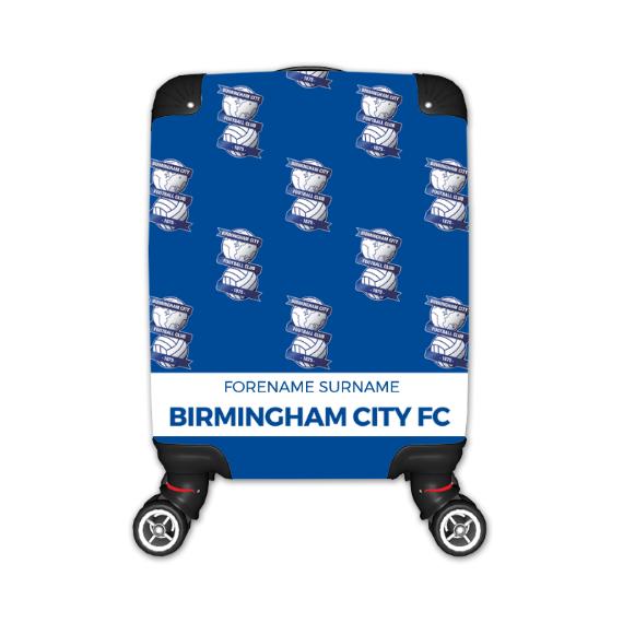 Birmingham City Mini Crest Kid's Suitcase