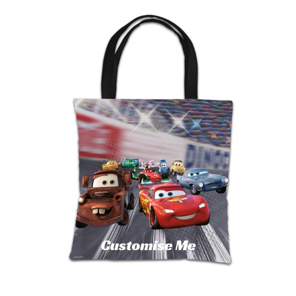 Disney Cars Lightning McQueen Tote Bag