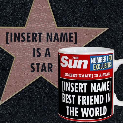 The Sun Best Friend Mug
