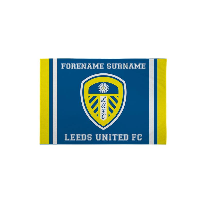 Leeds United FC Crest 3ft x 2ft Banner
