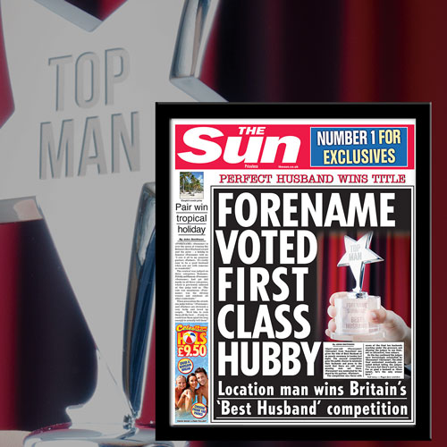 The Sun Best Husband News