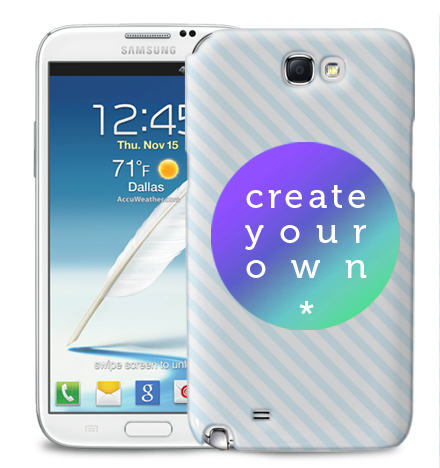 3D Full Wrap Samsung Note 2 Case