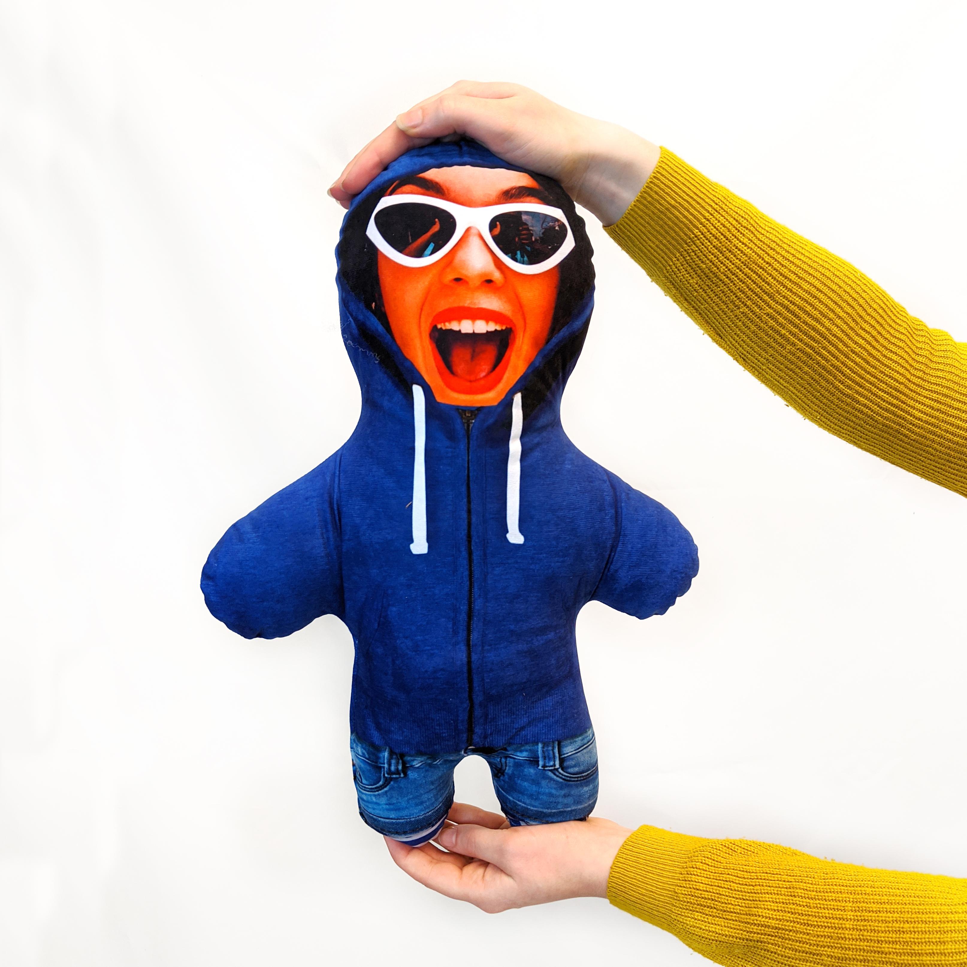 Hoodie - Dark Blue - MINI ME