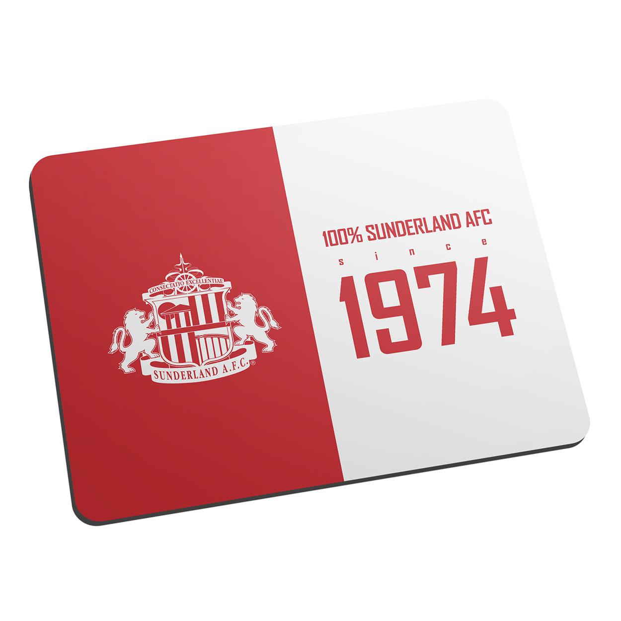 Sunderland AFC 100 Percent Mouse Mat
