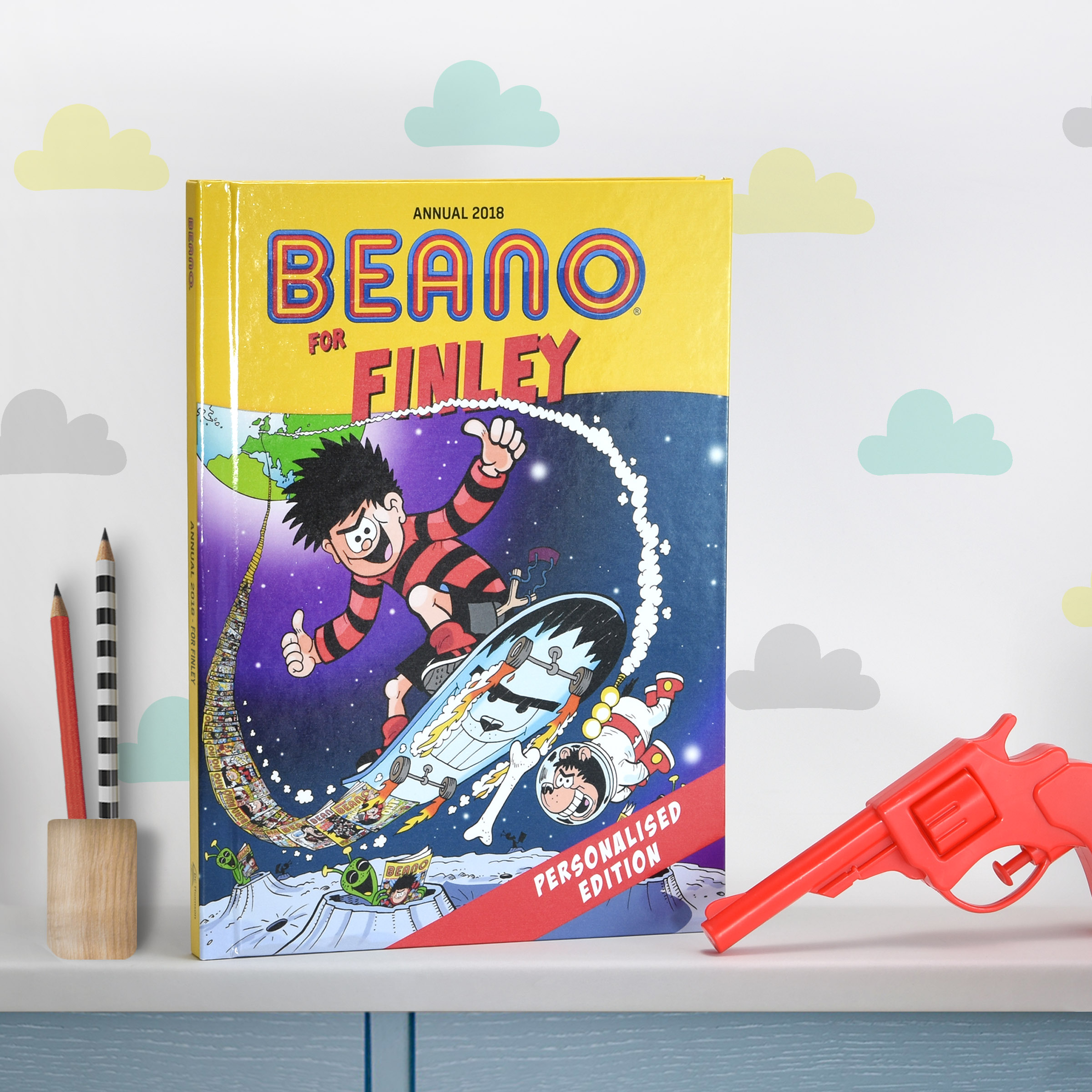 Personalised Beano Annual 2018