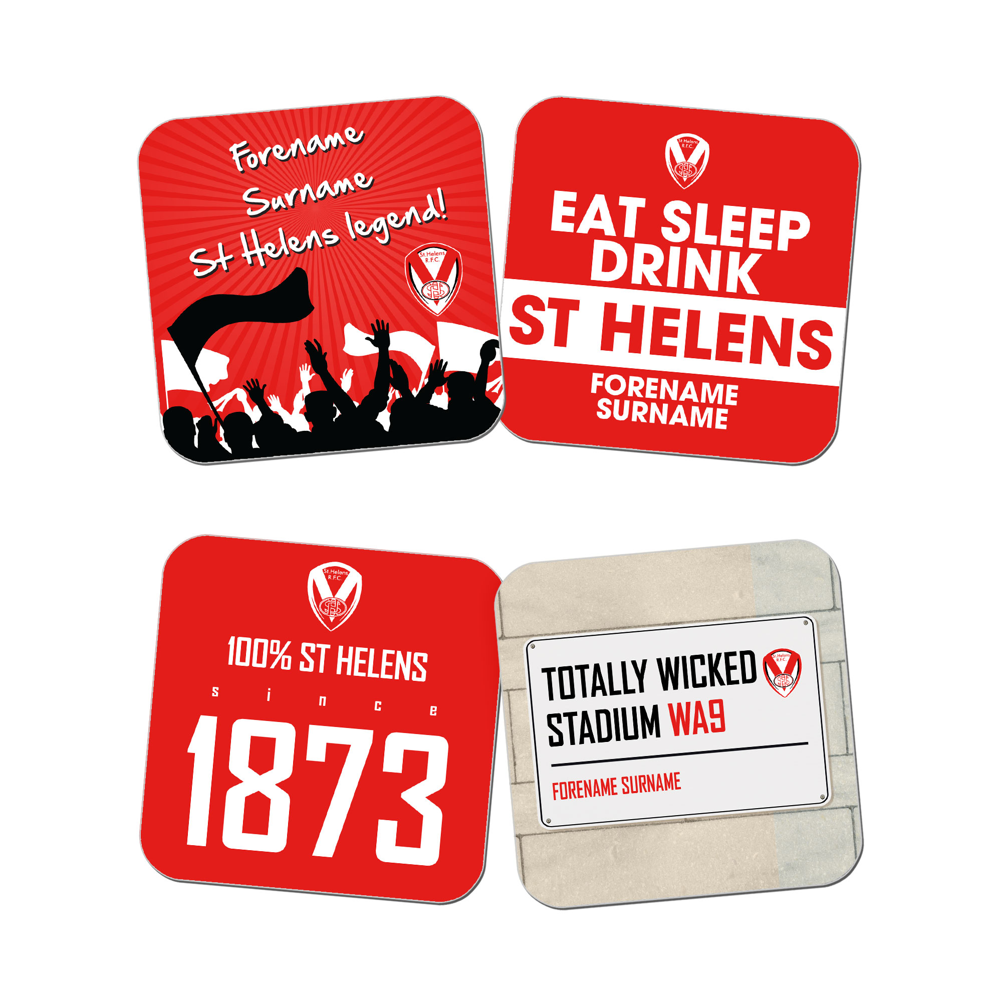 St Helens Coasters