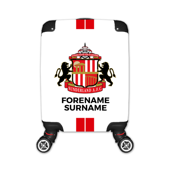Sunderland Stripe Kid's Suitcase