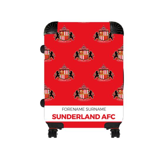 Sunderland Mini Crest Cabin Suitcase