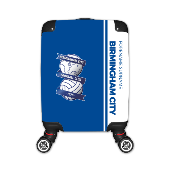 Birmingham City Crest Kid's Suitcase