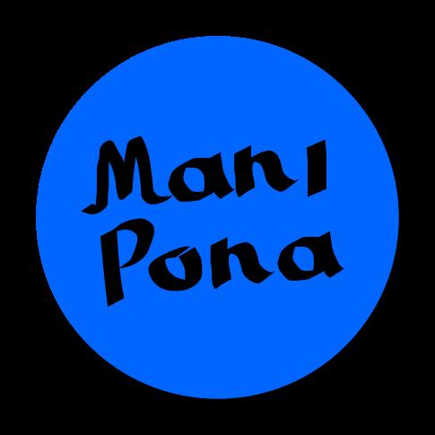 Mani Pona logo