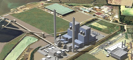 Biomass to Power with Carbon Capture and Storage (CCS)