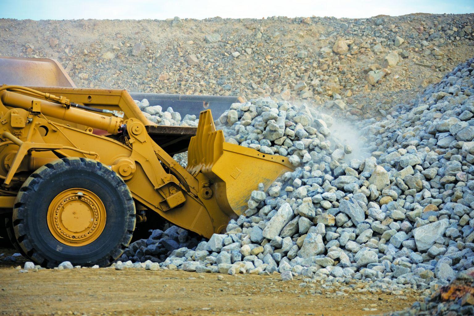 CCS Mineralisation