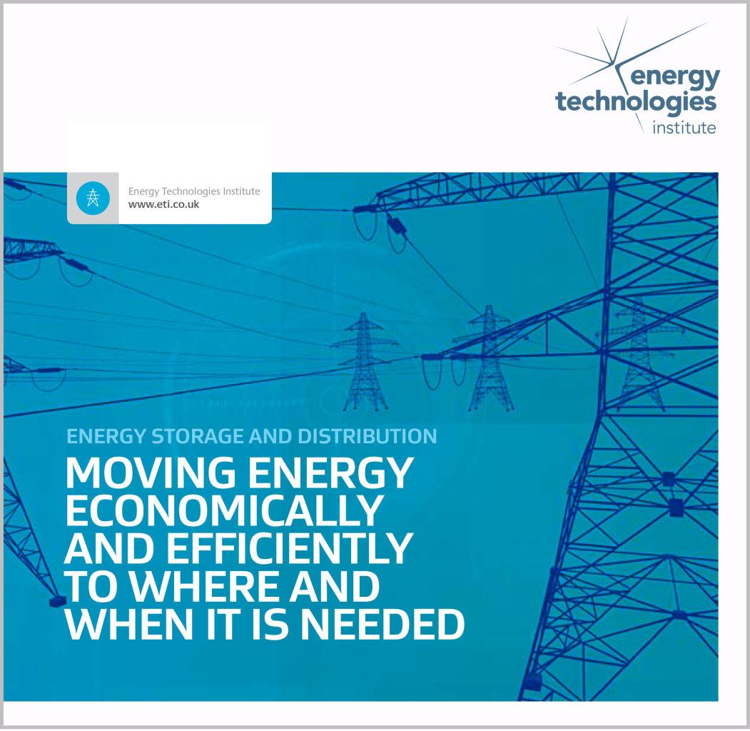 Energy Storage and Distribution Brochure