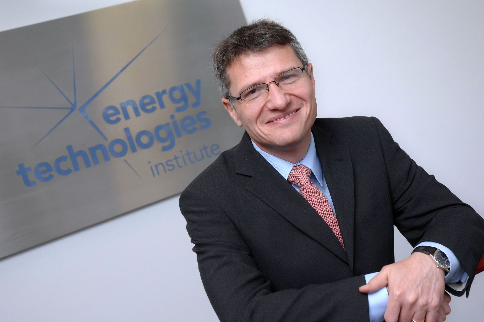 George Day presents on 'The System Wide Value and Impact of CCS' at All Energy