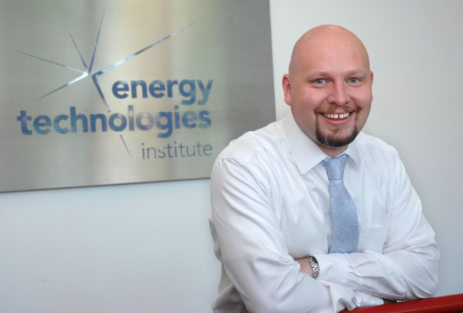 ETI ESD Programme Manager Phil Proctor presents on Energy Storage at All Energy 2014