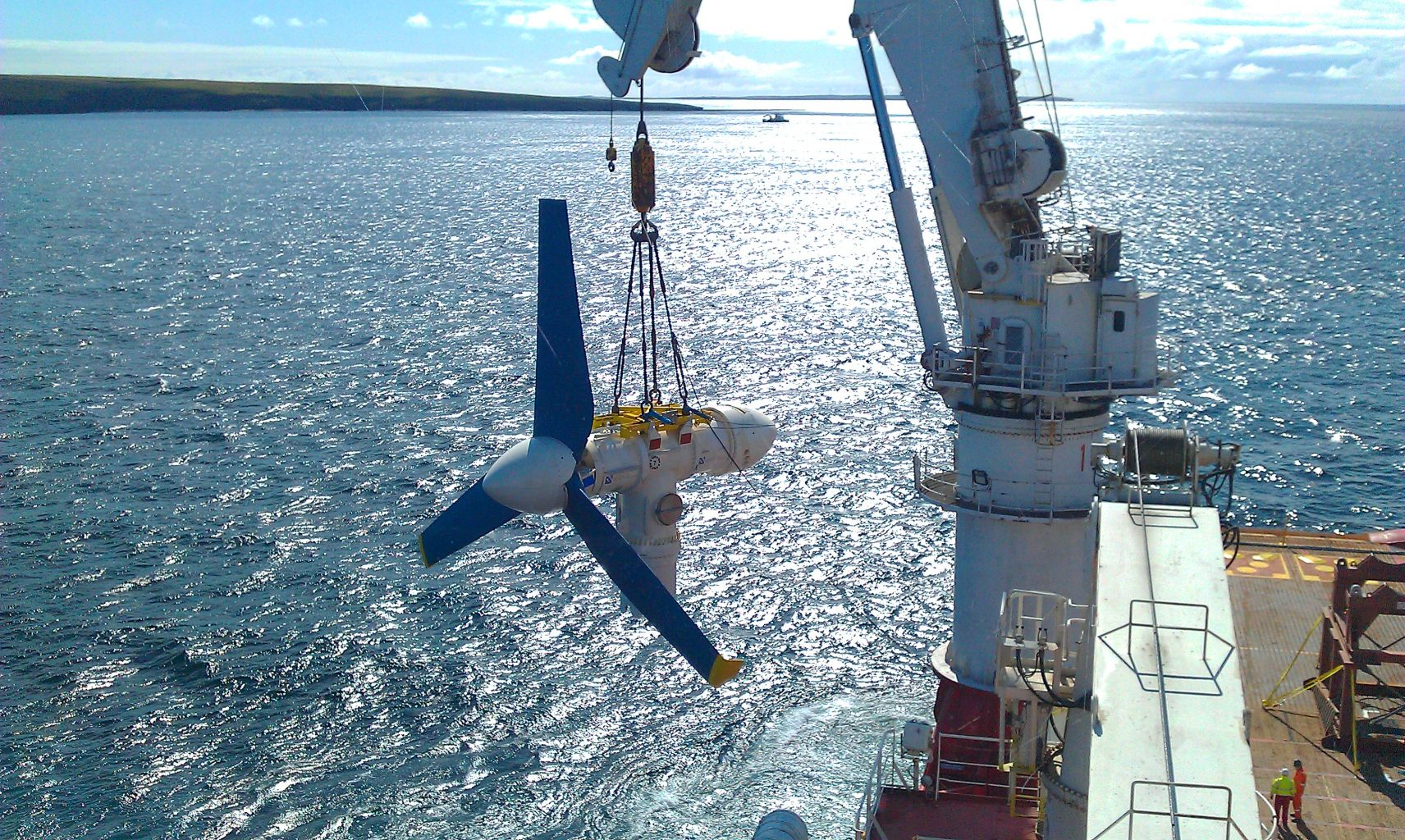 Tidal Energy Convertor - Phase Two