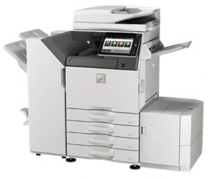 sharp printer