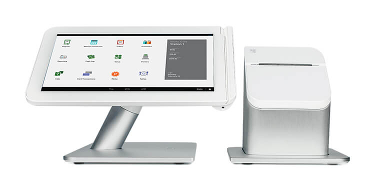 Clover Station retail EPOS system