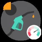 Fuel usage