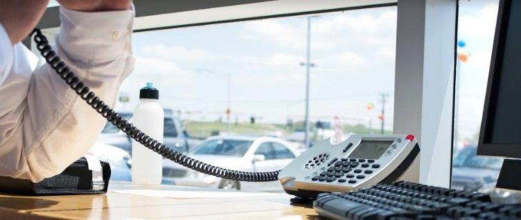 Business phone line