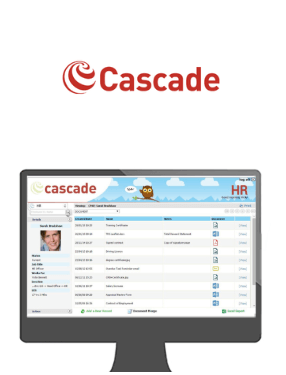 cascade hr and payroll software