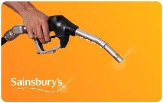 Asda fuel card Sainsbury's alternative