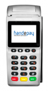 handepay mobile card reader