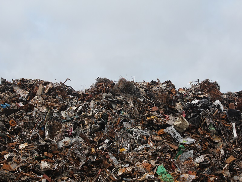 what is fly tipping