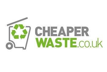 cheaperwaste logo