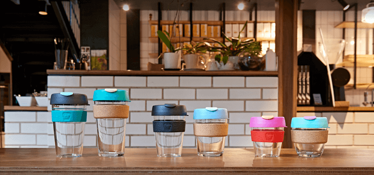 keep cups reduce plastic pollution