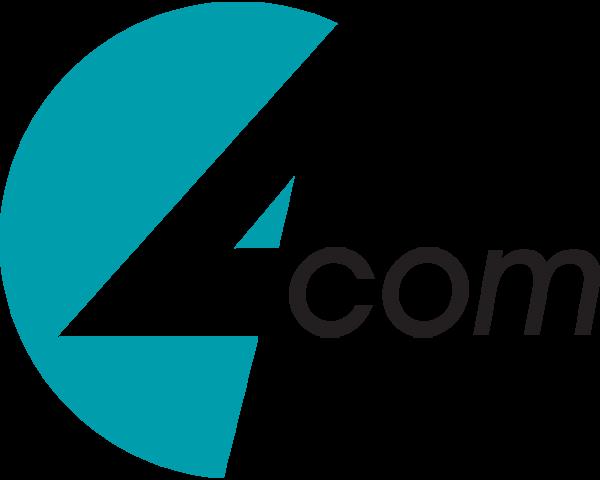 4com logo